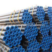 1,5 pouces sch40 horloge 80 astm a106 gr.b tubes en carbone sans soudure par fabricant Chine