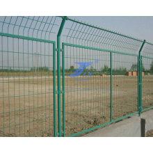 Seguridad en la carretera Metal Frame Fence Fabricante