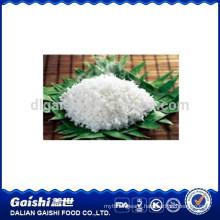 sushi white round grain rice