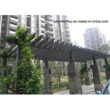 Экологически чистый, экологичный, зеленый павильон WPC