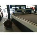 oscillating cutting machine for leather pu denim foam