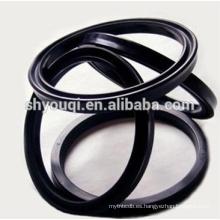 Venta caliente de silicona y anillos de sellado