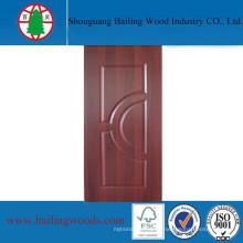 MDF moldado Doorskin para uso de porta