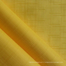 Shiny Bamboo Stripes Oxford Polyester Fabric