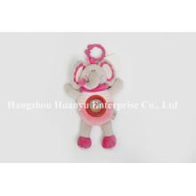 Fábrica de fornecimento de brinquedos de Teether Novo Baby Projetado