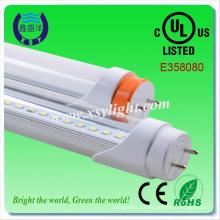 Las luces del tubo de la lista de UL 100-277V llevó la luz del tubo 15-22w 4feet E358080 precio llevaron la luz t8 del tubo