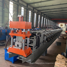 solar photovoltaic bracket strut c channel making roll forming machine