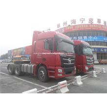 Tête de tracteur 6x4 LHD Tractor Trailer Trucks