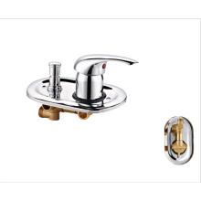 Popular High quality Sanitary ware wall mixer valve  bathroom shower faucet