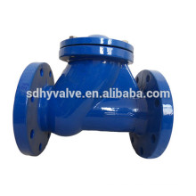 flange end DN50-DN1400 cast iron y strainer