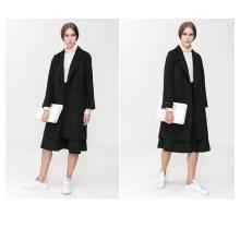 2016 Women Coat Full Sleeve Overcoat Women′s Coats