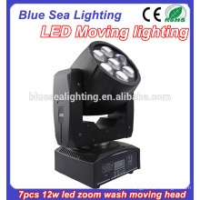 China new product watt rgbw zoom china moving head lights