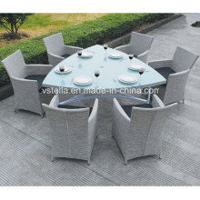 Stylish Textilene Home Outdoor Garden Chair