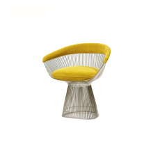 Warren Platner Accent Side Yemek Salonu Sandalyesi