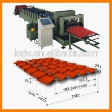 Roof sheet Forming Machine/automatic metal making machine
