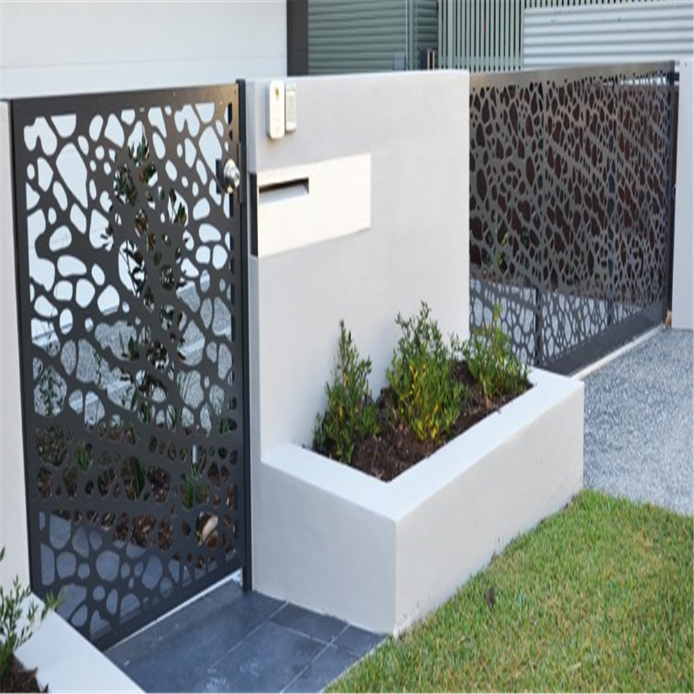 Laser Cut Fence Panels Privacy