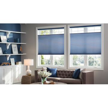 Cordless Blackout cellular blinds
