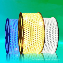 christmas outdoor use 100m/roll 220-240v 2835 5050 smd led strip light