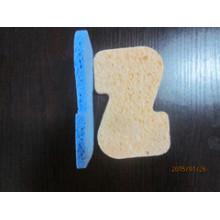 Esponja de celulosa de forma Z