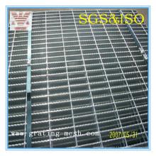 Galvanisé / plaine / acier / barre / grille pour centrale électrique