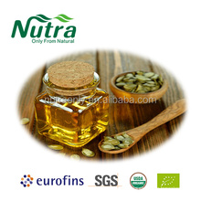 Natürliches Bio-Kürbiskernöl