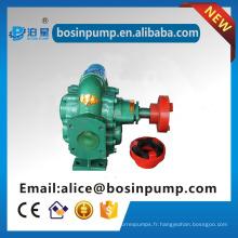 Pompe industrielle de pompe d'asphalte modifiée actionnée par moteur de machine de pompe industrielle