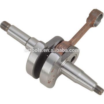 brush cutter spare parts crankshaft for 1E40F-5A,1E40F-6A brush cutter