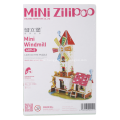 3D The Windmill Tower Puzzle