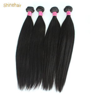 100% Virgin Mongolian Straight Weave Hair Piece