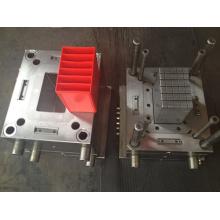 RM0301037 Molde contenedor Ns40, molde de contenedor de batería de una sola cavidad, molde de contenedor de diseño deslizante