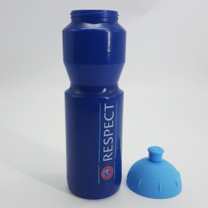 800ml Wide Mouth Dome Cap Cold Water Bottle