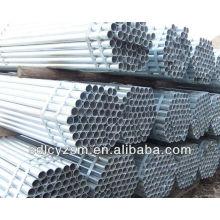 tubos para poste de la tienda / tubo de acero galvanizado para poste de la tienda