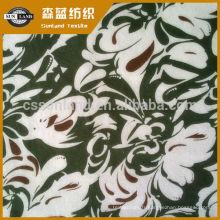 Tissus d'impression uniformes planaires en polyester 30D 50D 75D 100D