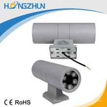 China manufaturer luz dupla levou luz de parede Ra75 com 2 anos de garantia