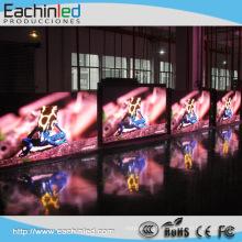 Écran d'intérieur d'affichage à LED de Painel de LED HD du Brésil P5.2