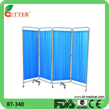 4 folding hospital ward Screen