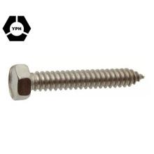 Лист металлический винт на DIN 7976, оцинкованная сталь