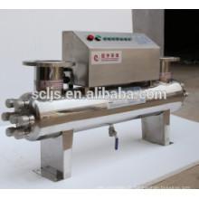 2015 stérilisateur UV vendu à chaud pour les produits d'épuration de l'eau fabriqués en Chine