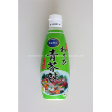 Wasabi Paste/Meerrettich Senf Paste 280g