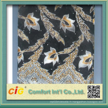 Tissu d'écharpe brodé Scfz04620