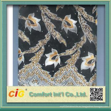 Tela de bufanda bordada Scfz04620