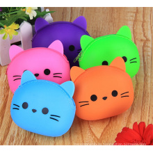 Animal Waterproof Rubber Silicon Coin Purse