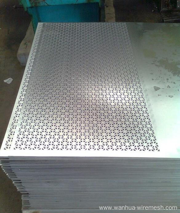 Perforated Metal Mesh Speaker Grille
