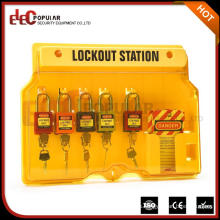 Elecpopular Al por mayor seguridad Padlock Station