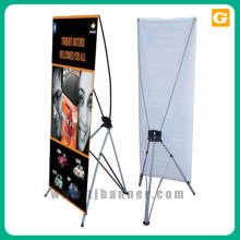 Banner standee display