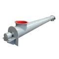 Garlic powder screw conveyor