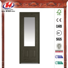 Hight Quality Oak Fiberglass Front Door