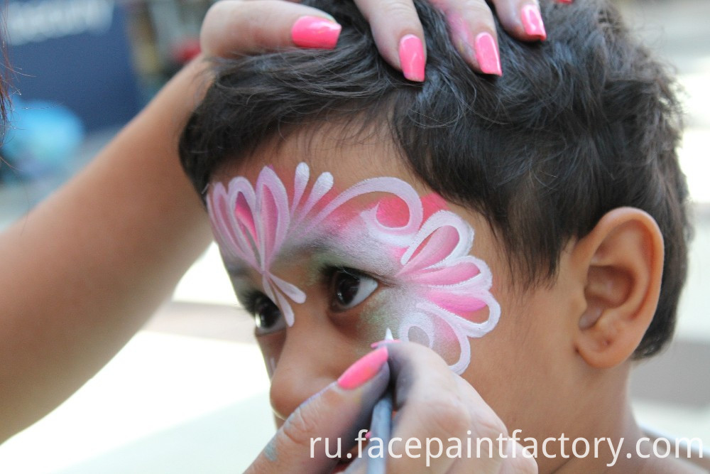Face Painting 1