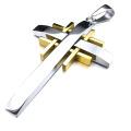 Горячие Конструкции Таможни Нержавеющей Стали Крест Кулон Ювелирные Изделия