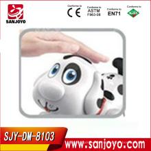 Juguete de perro educativo fácil operativo operativo para niños Perro inteligente